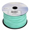 Faux Suede Lacing 50m Turquoise